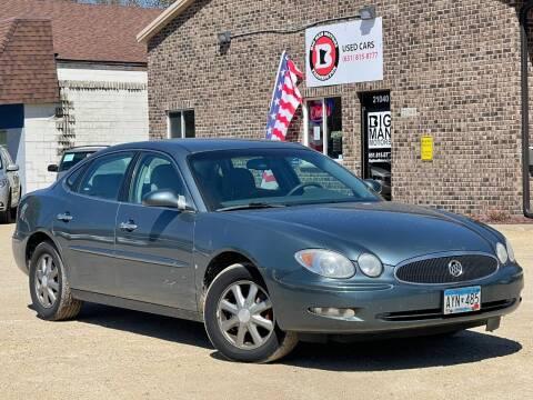 2007 Buick LaCrosse for sale at Big Man Motors in Farmington MN