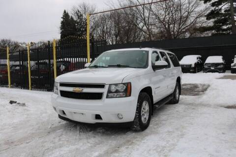 2011 Chevrolet Suburban for sale at F & M AUTO SALES in Detroit MI
