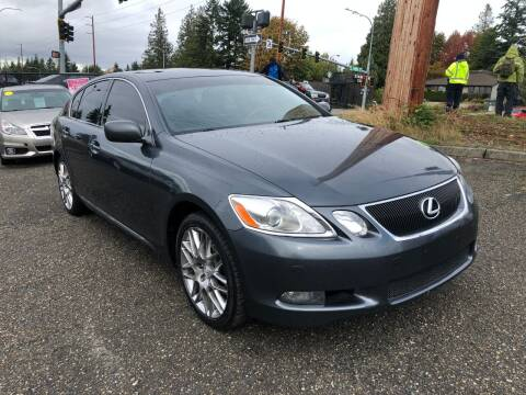 2006 Lexus GS 300 for sale at KARMA AUTO SALES in Federal Way WA