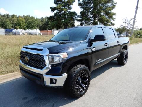 2018 Toyota Tundra for sale at United Traders Inc. in North Little Rock AR