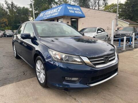 2015 Honda Accord for sale at Great Lakes Auto House in Midlothian IL