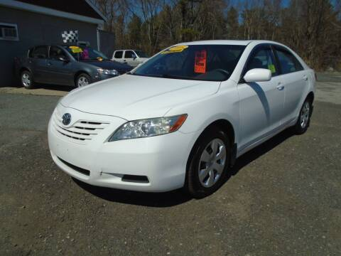 2008 Toyota Camry for sale at Taunton Auto & Truck Sales in Taunton MA