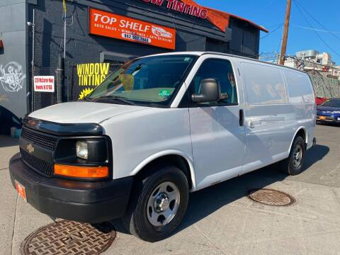 2007 Chevrolet Express Cargo for sale at TOP SHELF AUTOMOTIVE in Newark NJ