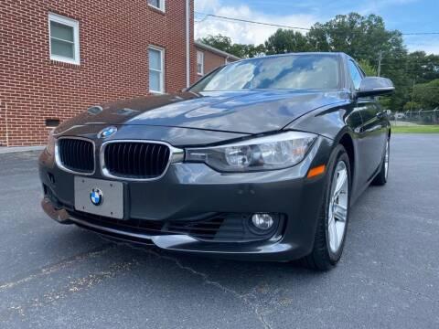 2013 BMW 3 Series for sale at El Camino Auto Sales in Gainesville GA