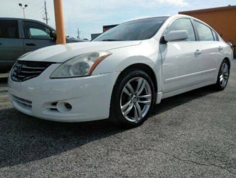 2009 Nissan Altima for sale at JacksonvilleMotorMall.com in Jacksonville FL