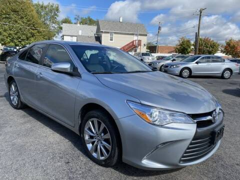 2017 Toyota Camry for sale at Joliet Auto Center in Joliet IL