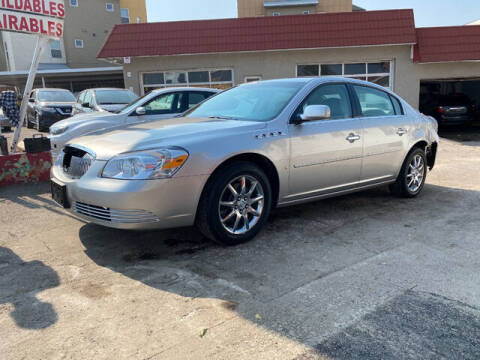 2007 Buick Lucerne for sale at ELITE MOTOR CARS OF MIAMI in Miami FL