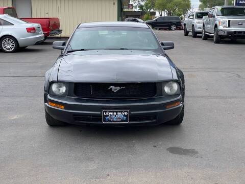 2007 Ford Mustang for sale at Lewis Blvd Auto Sales in Sioux City IA