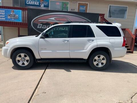 2008 Toyota 4Runner for sale at Badlands Brokers in Rapid City SD