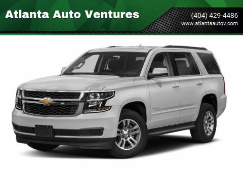 2020 Chevrolet Tahoe for sale at Atlanta Auto Ventures in Roswell GA