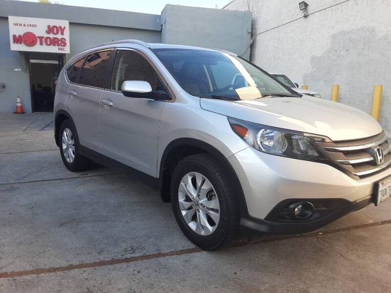 2013 Honda CR-V for sale at Joy Motors in Los Angeles CA