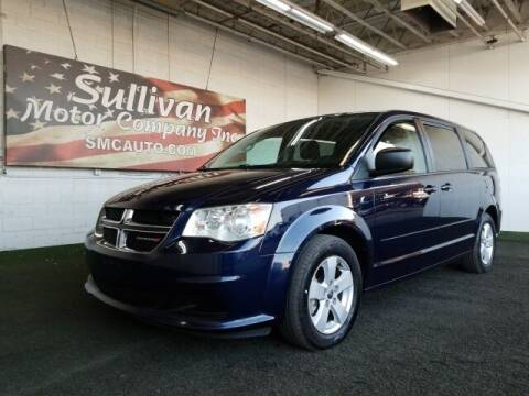 2013 Dodge Grand Caravan for sale at SULLIVAN MOTOR COMPANY INC. in Mesa AZ