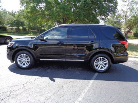 2016 Ford Explorer for sale at BALKCUM AUTO INC in Wilmington NC
