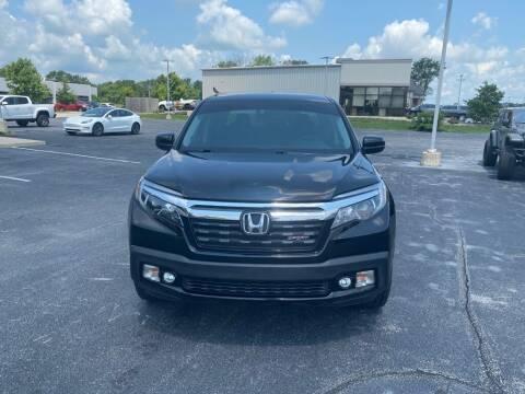 2019 Honda Ridgeline for sale at Davco Auto in Fort Wayne IN