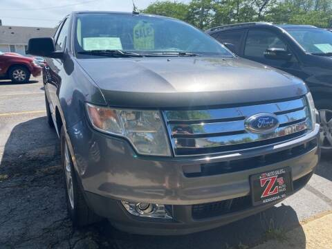 2009 Ford Edge for sale at Zs Auto Sales in Kenosha WI