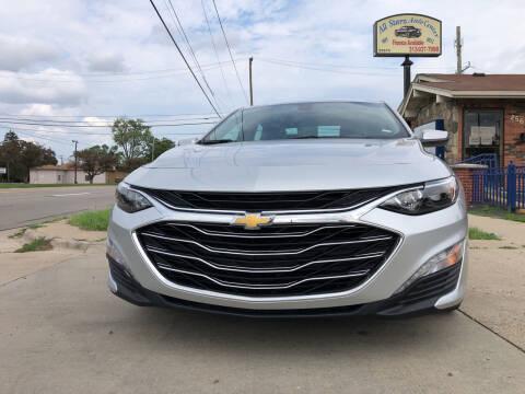 2021 Chevrolet Malibu for sale at All Starz Auto Center Inc in Redford MI