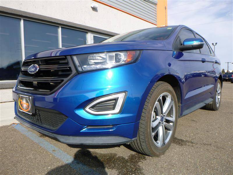 2018 Ford Edge for sale at Torgerson Auto Center in Bismarck ND