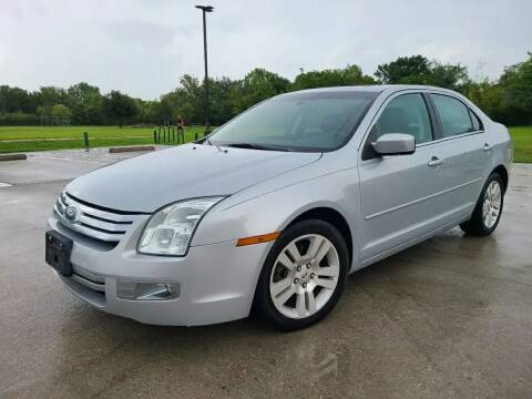 2006 Ford Fusion for sale at R&B in Houston TX