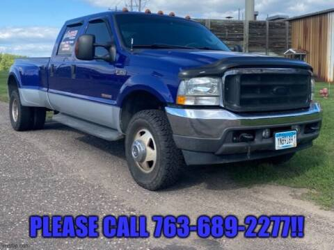 2003 Ford F-350 Super Duty for sale at Affordable Auto Sales in Cambridge MN