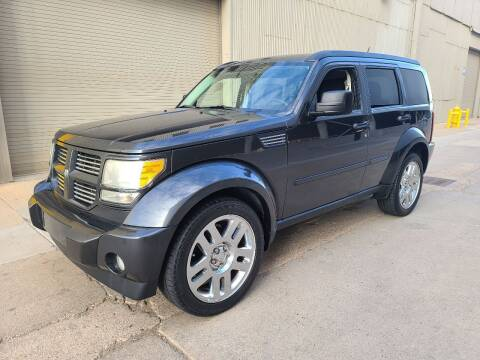 2011 Dodge Nitro for sale at NEW UNION FLEET SERVICES LLC in Goodyear AZ