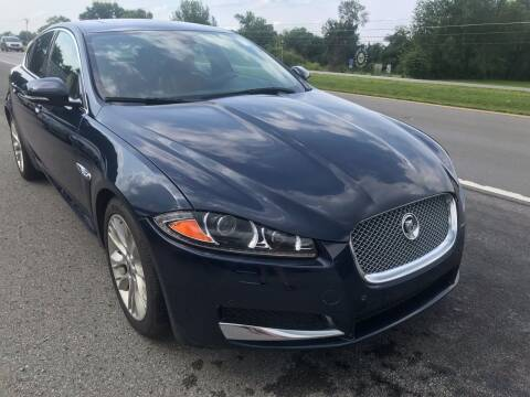 2013 Jaguar XF for sale at Tennessee Auto Brokers LLC in Murfreesboro TN