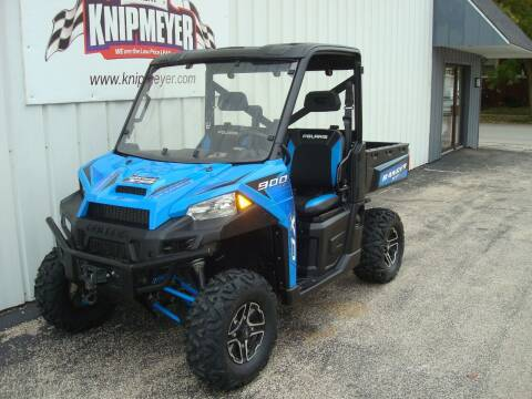 2016 Polaris Ranger XP 900 for sale at Team Knipmeyer in Beardstown IL
