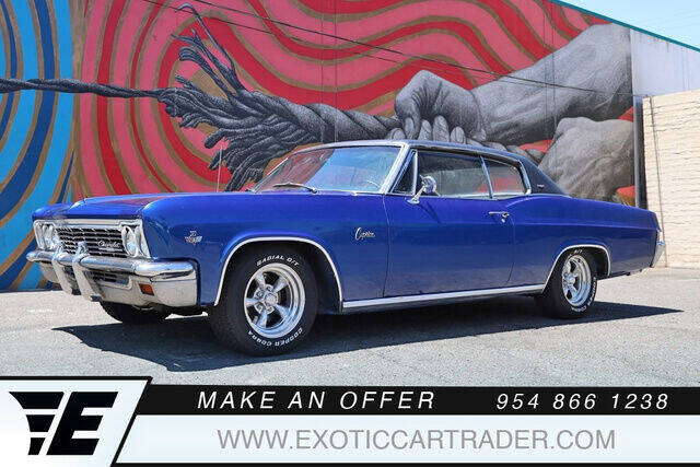 1966 Chevrolet Caprice for sale in Fort Lauderdale, FL