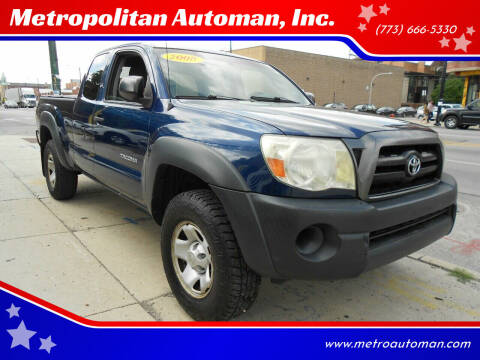 2008 Toyota Tacoma for sale at Metropolitan Automan, Inc. in Chicago IL