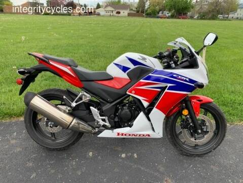 2015 Honda CBR 300R for sale at INTEGRITY CYCLES LLC in Columbus OH