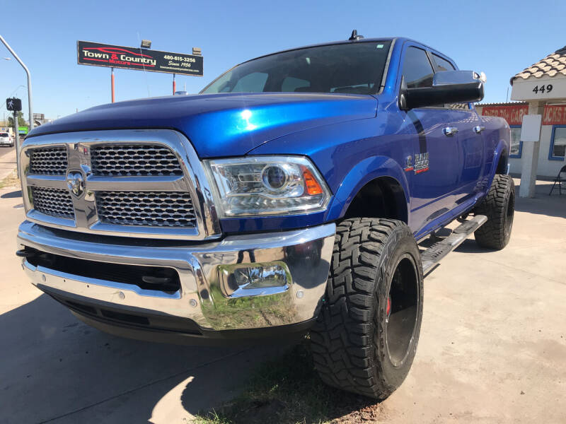 2016 RAM Ram Pickup 2500 for sale at Town and Country Motors in Mesa AZ