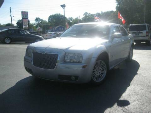 2005 Chrysler 300 for sale at Roswell Auto Imports in Austell GA
