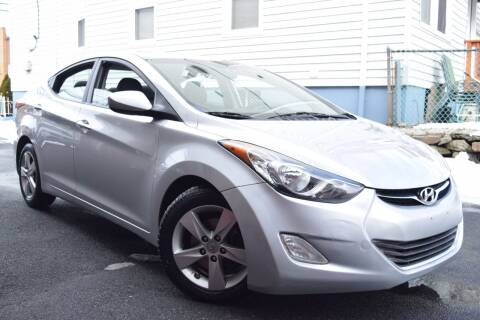 2013 Hyundai Elantra for sale at VNC Inc in Paterson NJ
