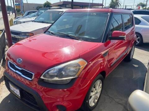 2012 Kia Soul for sale at Affordable Auto Inc. in Pico Rivera CA