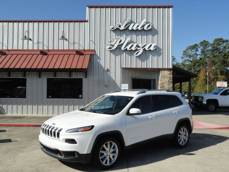 2016 Jeep Cherokee for sale at Grantz Auto Plaza LLC in Lumberton TX