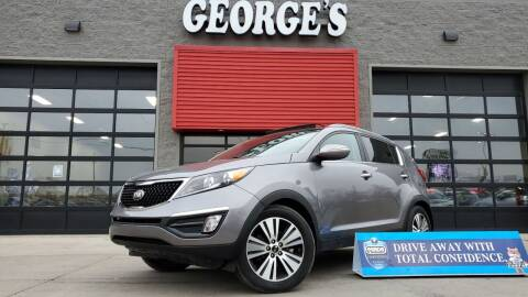 2015 Kia Sportage for sale at George's Used Cars - Pennsylvania & Allen in Brownstown MI