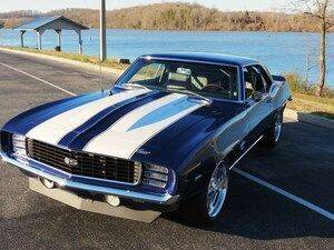 1969 Chevrolet Camaro for sale at Classic Car Deals in Cadillac MI