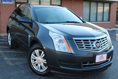 2014 Cadillac SRX for sale at JZ Auto Sales in Summit IL