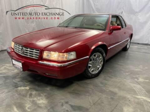 2001 Cadillac Eldorado for sale at United Auto Exchange in Addison IL