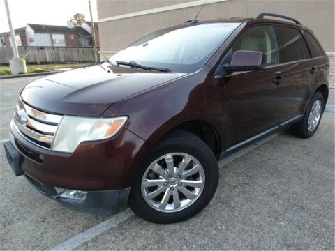 2010 Ford Edge for sale at Abe Motors in Houston TX