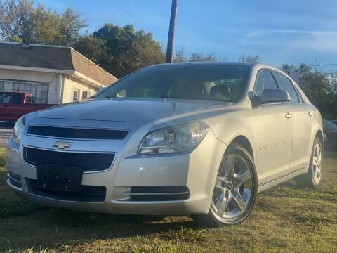 2009 Chevrolet Malibu for sale at Texas Select Autos LLC in Mckinney TX