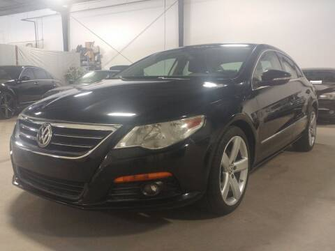 2012 Volkswagen CC for sale at MULTI GROUP AUTOMOTIVE in Doraville GA