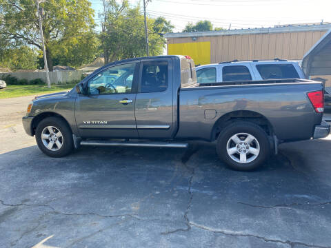 2006 Nissan Titan for sale at C & S SALES in Belton MO