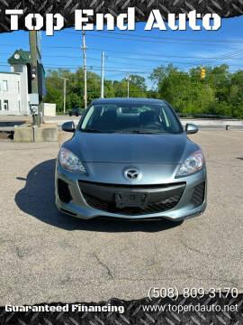 2012 Mazda MAZDA3 for sale at Top End Auto in North Atteboro MA