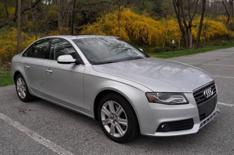 2011 Audi A4 for sale at CAR TRADE in Slatington PA