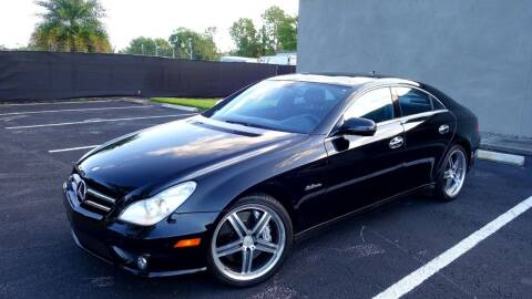 2009 Mercedes-Benz CLS for sale at Precision Auto Source in Jacksonville FL