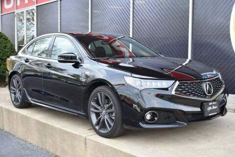 2019 Acura TLX for sale at Alfa Romeo & Fiat of Strongsville in Strongsville OH