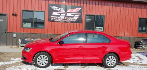 2013 Volkswagen Jetta for sale at SS Auto Sales in Brookings SD