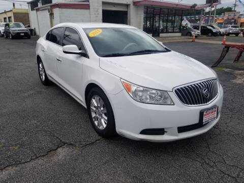 2013 Buick LaCrosse for sale at Absolute Motors in Hammond IN