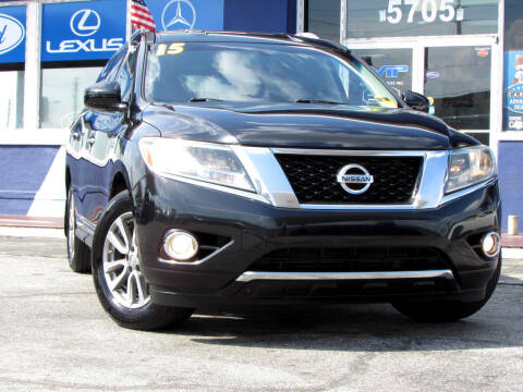 2015 Nissan Pathfinder for sale at Orlando Auto Connect in Orlando FL