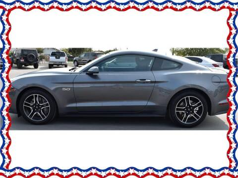 2021 Ford Mustang for sale at American Auto Depot in Modesto CA
